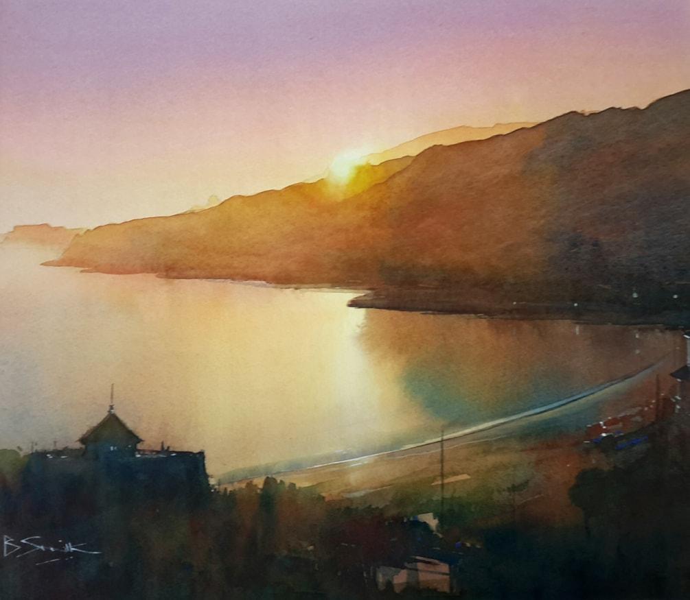 Ventnor Sunset II
