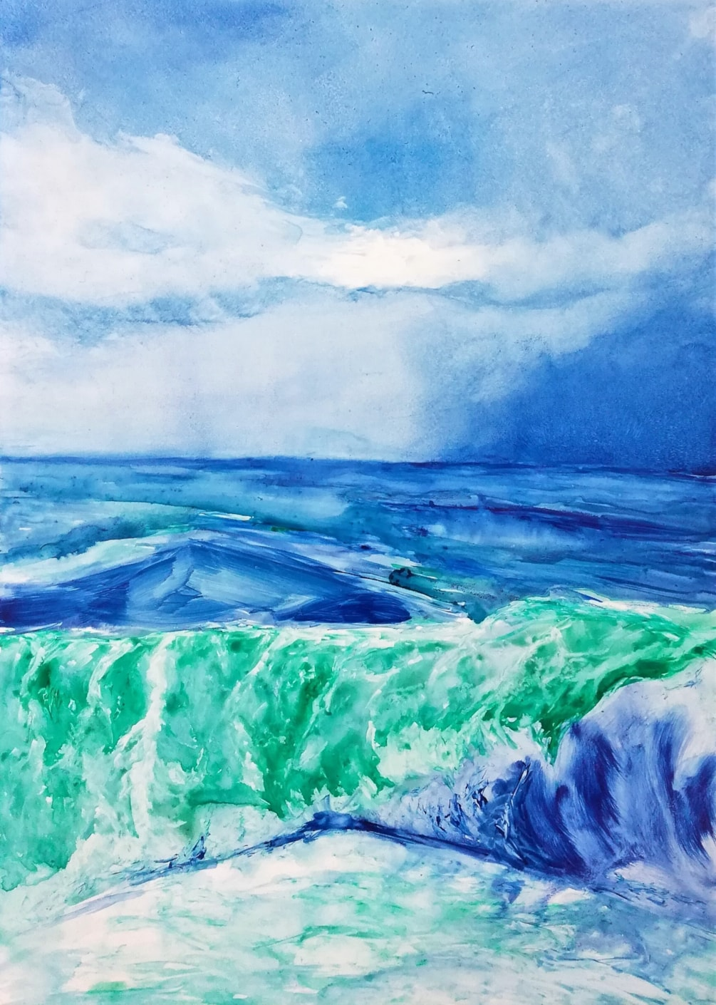 Sea and Waves