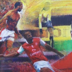 The Legend-Highbury Goal Machine