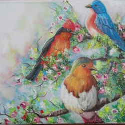 ''Birds'' 25/30 sm