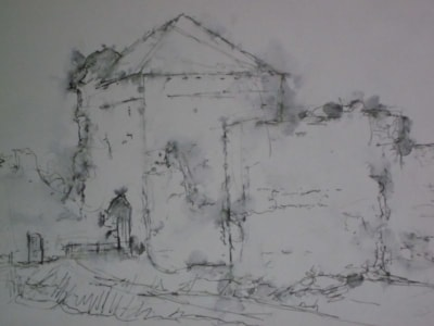 Landgate Portchester Castle
