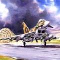 Typhoon Touchdown