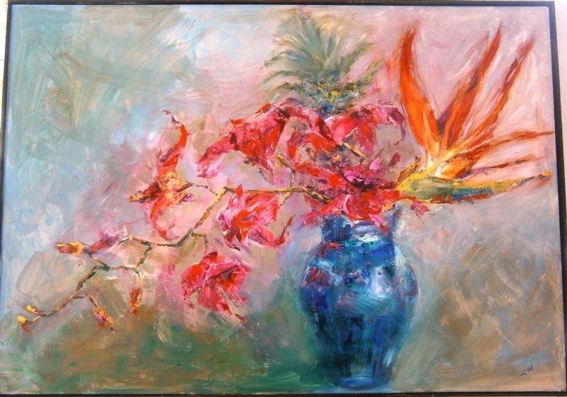 Lynne Whitfield art