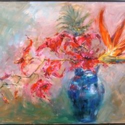 Lynne Whitfield art