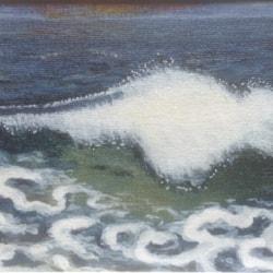 Crashing wave II