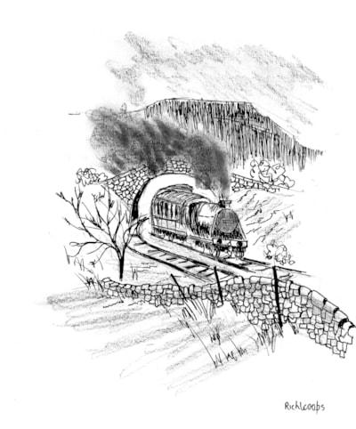 Settle - Carlisle Railway