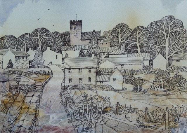 Heighington Village Co. DURHAM