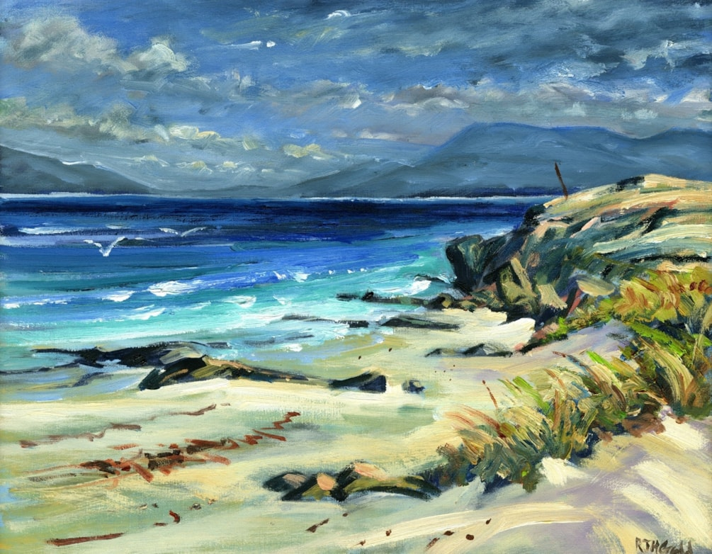 West Beach, Berneray and South Harris