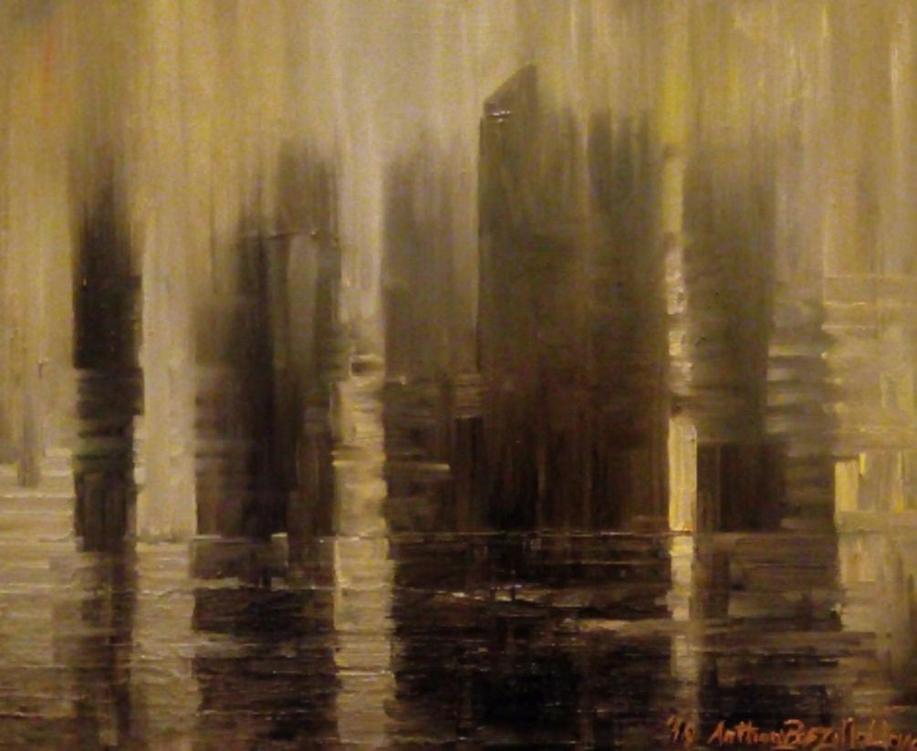 Urban fading 2.0, Docklands