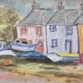 Isle of Whithorn boats