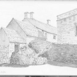 farleigh castle pencil