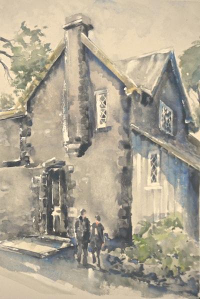 Kinder House, Parnell Ak.