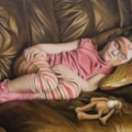 'Lila Pearl - Rainbow Girl'