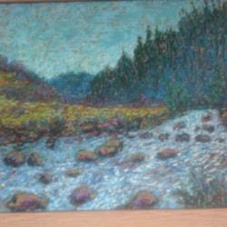 dartmoor bellever forest and river dart SOLD