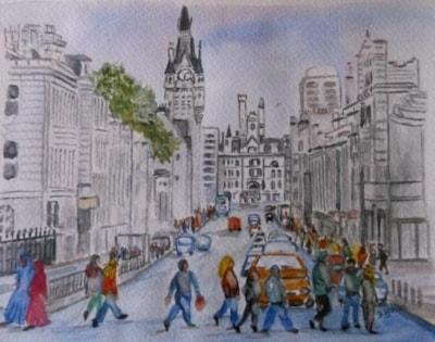Union Street Aberdeen