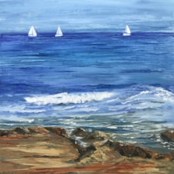 Moraira seascape