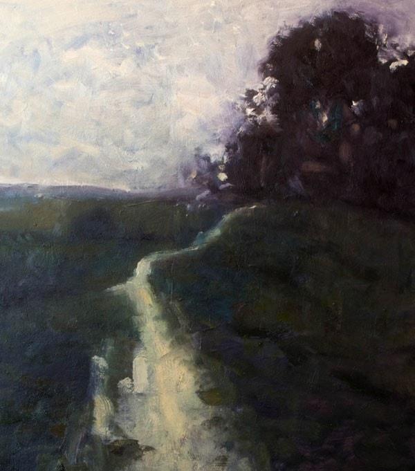 Path to Silbury Hill