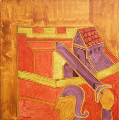 Fresco 1, detail