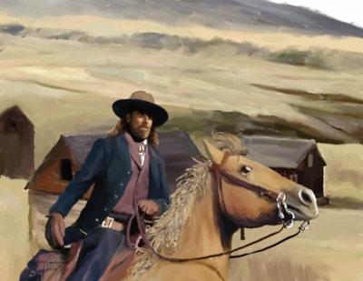 Lefty Brown Leaves Laredo