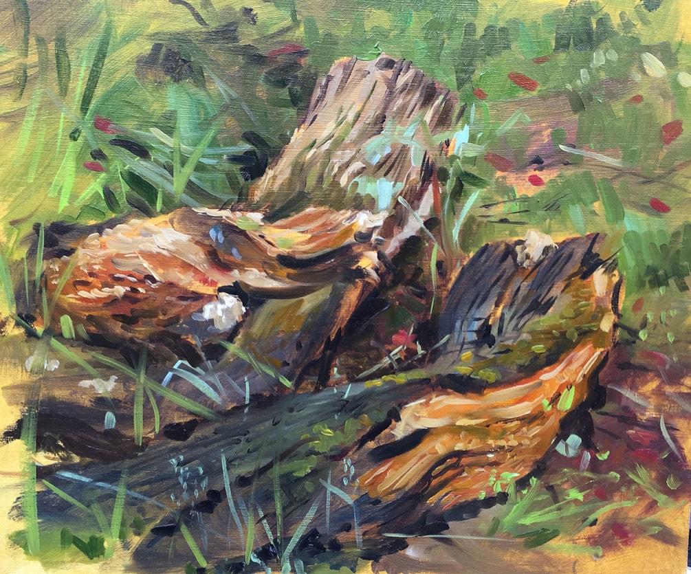 garden logs