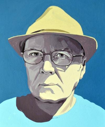 ian gordon craig self portrait