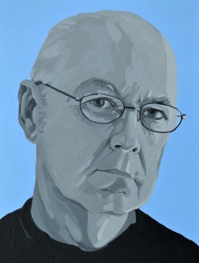 ian gordon craig self portrait 3