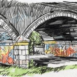 lady bay bridge nottingham
