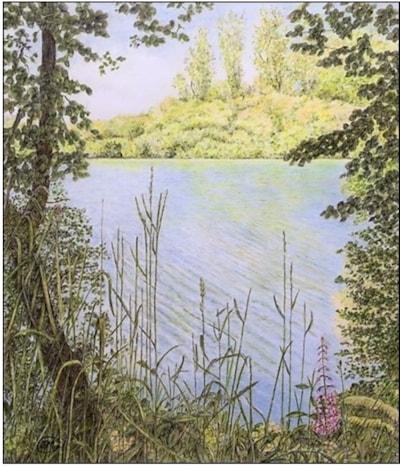 lake RAS