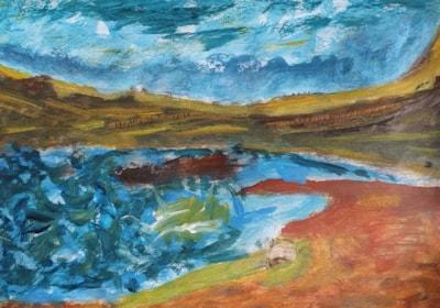 landscape april 7