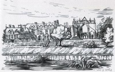 newstead abbey 12 07 2020