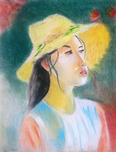 ritratto di cinese