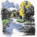 river meden thoresby estate