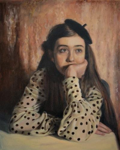 scarlett polka