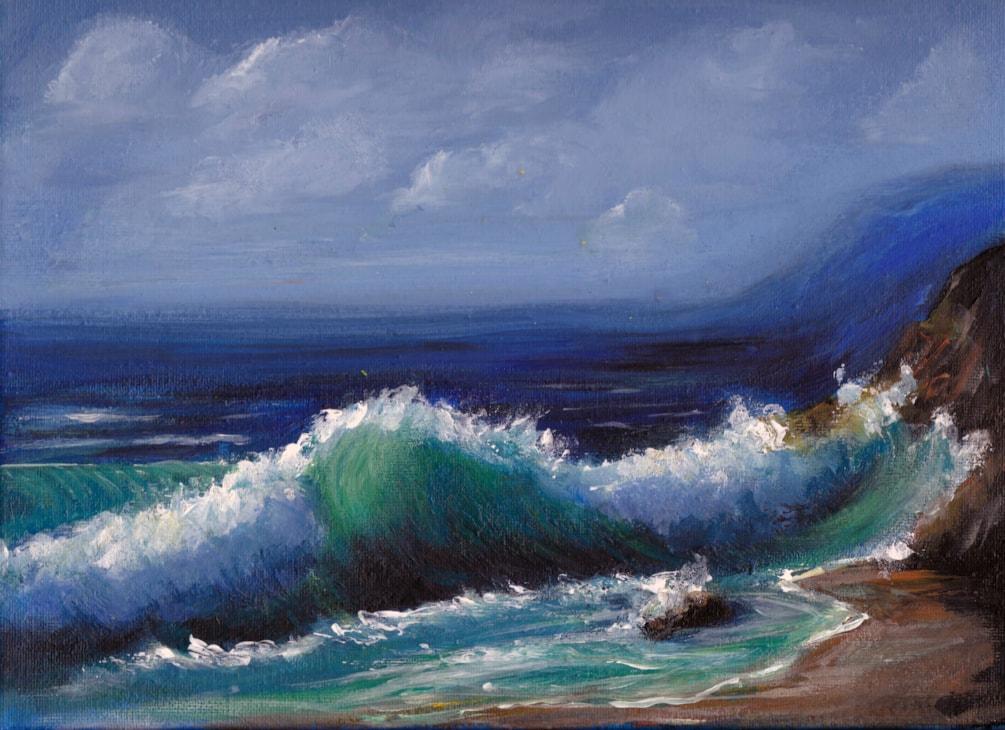 seascape no 1