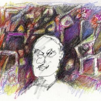 self portrait_23.5x15.75cm_15-8-21