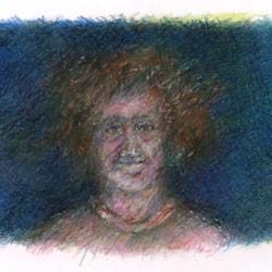 self portrait_24x18.5cm_12-6-21