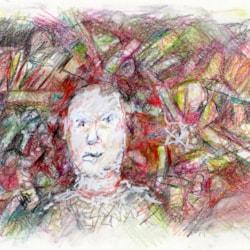 self portrait_27.5x15cm_13-7-21