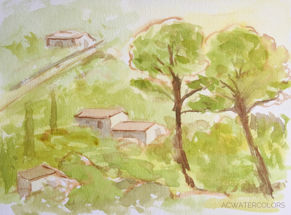 small Campagne valbonnaise. Acwatercolors. 05.2021c (3)