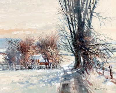 snowy lane2