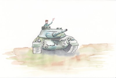 tank Isaac
