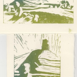 the tor lino print
