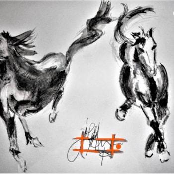 two horse_LI