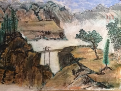 yuan dynasty landscape