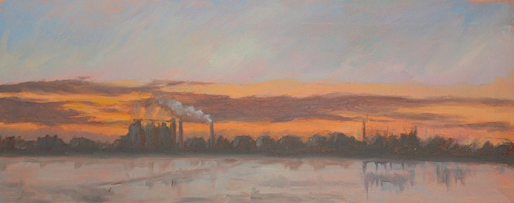 British Sugar Factory. Newark