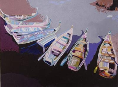 Burmese Boats 3