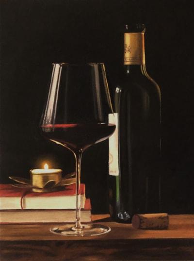 Evening Bordeaux
