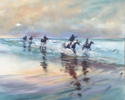 Freedom, Horses