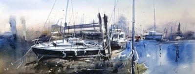 Ile de Ré boats