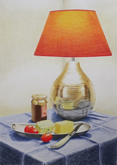 Still Life with Lamp_3041