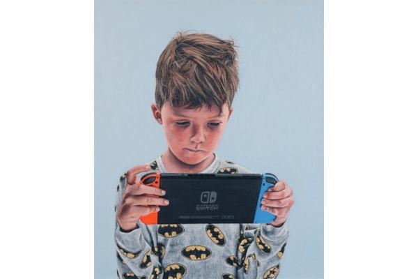 Son of Zelda by Peter Davies